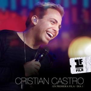 Cristian Castro - primera fila dvd
