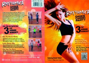 Rhythmica - Dance Cardio Party
